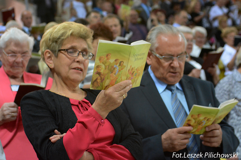 Kongres świadków Jehowy W Hsc Zdjęcia Hala Częstochowa Hala