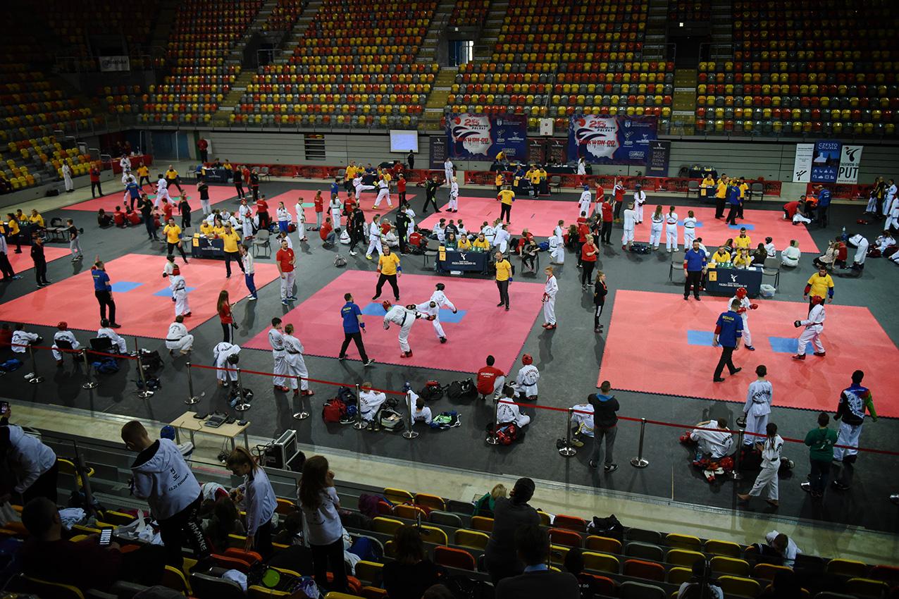 Mistrzostwa Polski w Taekwon-do