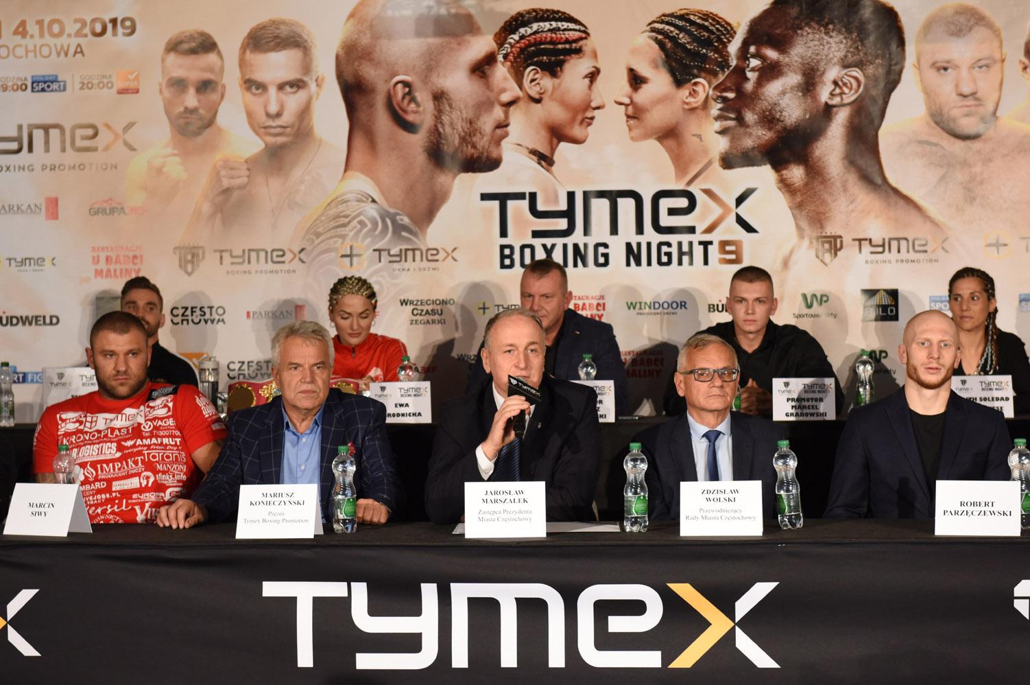 Tymex Boxing Night 9