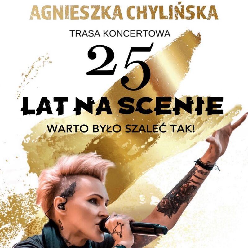 Jubileuszowy koncert Agnieszki Chylińskiej w HSC