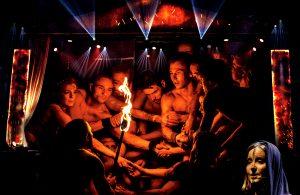 """""""Prometeusz 4K"""" - multimedialne widowisko z tańcem i akrobacjami w HSC"""